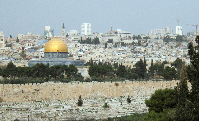 Prince of Peace LCMS :: Trip to Israel